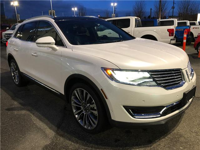 2017 Lincoln MKX Reserve (Stk: 196100A) in Vancouver - Image 7 of 24
