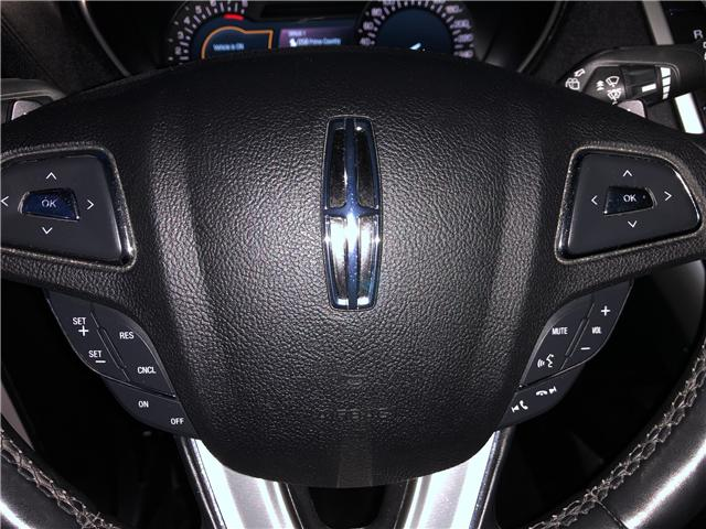 2017 Lincoln MKX Reserve (Stk: 196100A) in Vancouver - Image 13 of 24