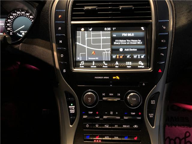 2017 Lincoln MKX Reserve (Stk: 196100A) in Vancouver - Image 15 of 24
