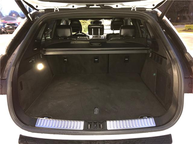2017 Lincoln MKX Reserve (Stk: 196100A) in Vancouver - Image 20 of 24