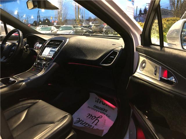 2017 Lincoln MKX Reserve (Stk: 196100A) in Vancouver - Image 23 of 24
