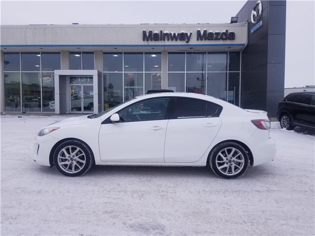 2013 Mazda Mazda3 GT (Stk: H1209A) in Saskatoon - Image 1 of 23