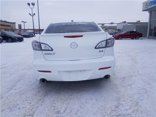 2013 Mazda Mazda3 GT (Stk: H1209A) in Saskatoon - Image 3 of 23