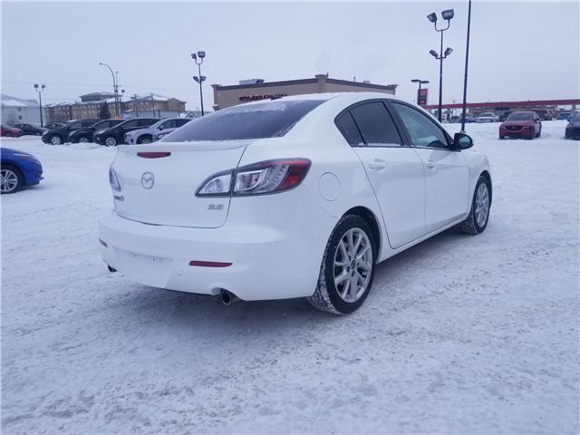2013 Mazda Mazda3 GT (Stk: H1209A) in Saskatoon - Image 4 of 23
