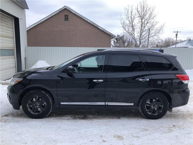 2014 Nissan Pathfinder SV (Stk: 14441) in Fort Macleod - Image 2 of 22