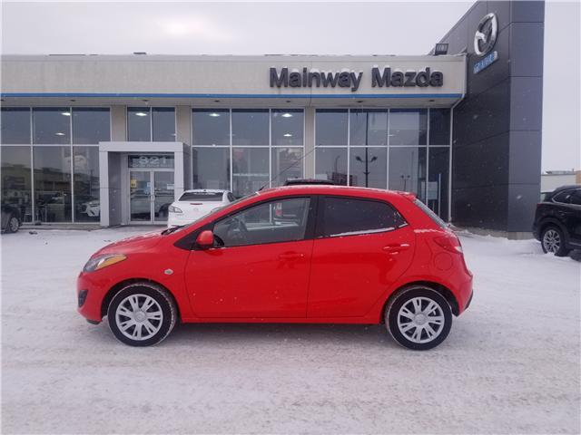 2013 Mazda Mazda2 GX (Stk: M19048A) in Saskatoon - Image 1 of 23