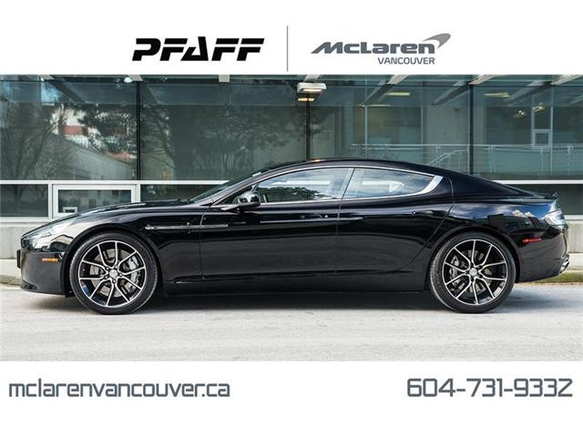 2016 Aston Martin Rapide S  (Stk: AT0018) in Vancouver - Image 1 of 18
