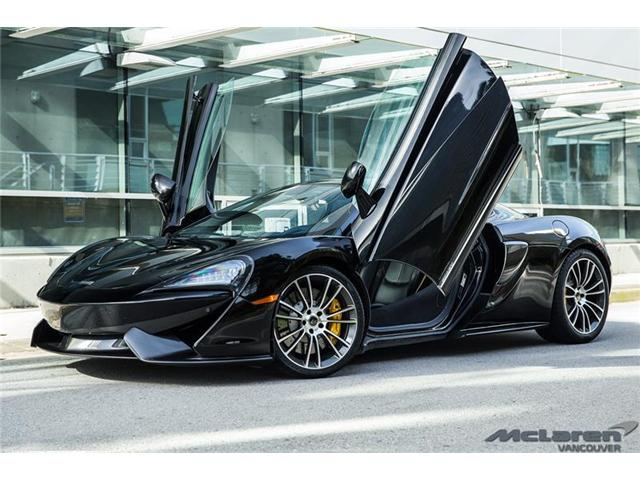 2017 McLaren 570GT Coupe (Stk: MV0118) in Vancouver - Image 2 of 17