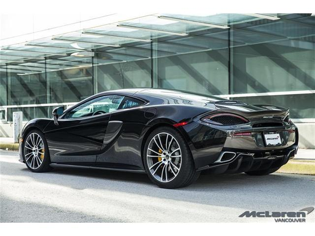 2017 McLaren 570GT Coupe (Stk: MV0118) in Vancouver - Image 5 of 17