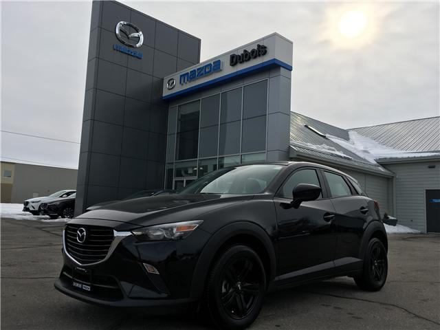 2018 Mazda CX-3 GX (Stk: UT317) in Woodstock - Image 1 of 22