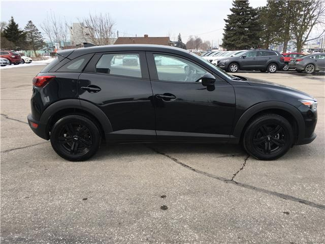 2018 Mazda CX-3 GX (Stk: UT317) in Woodstock - Image 6 of 22