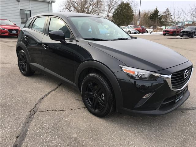 2018 Mazda CX-3 GX (Stk: UT317) in Woodstock - Image 7 of 22