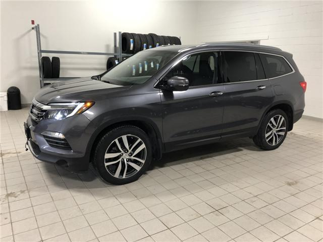 2016 Honda Pilot Touring (Stk: 19212A) in Steinbach - Image 1 of 16