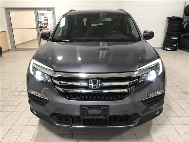 2016 Honda Pilot Touring (Stk: 19212A) in Steinbach - Image 2 of 16