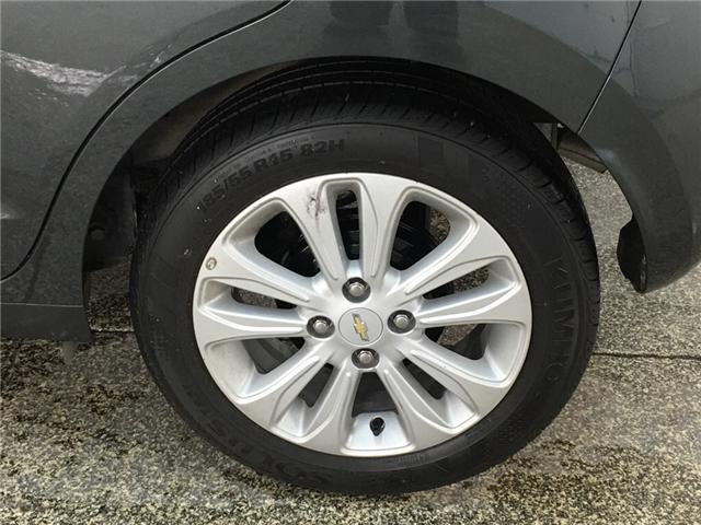 2018 Chevrolet Spark 1LT CVT (Stk: 34419R) in Belleville - Image 19 of 25