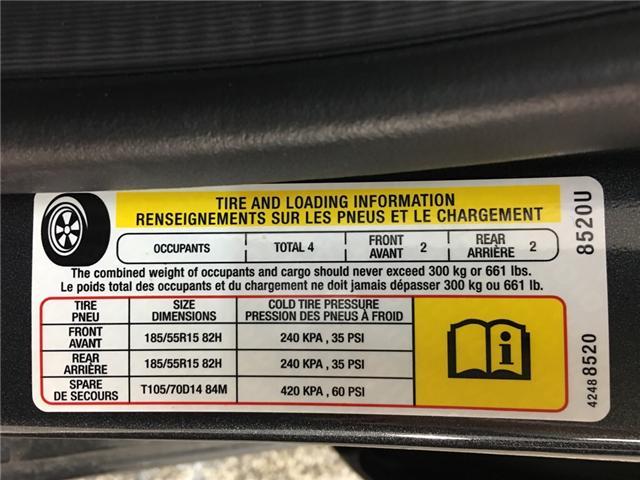 2018 Chevrolet Spark 1LT CVT (Stk: 34419R) in Belleville - Image 22 of 25
