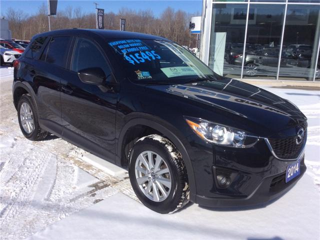 2014 Mazda CX-5 GS (Stk: 03327PA) in Owen Sound - Image 2 of 22