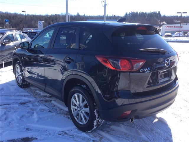 2014 Mazda CX-5 GS (Stk: 03327PA) in Owen Sound - Image 6 of 22