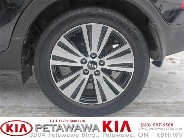 2016 Kia Sportage EX (Stk: 19138-1) in Petawawa - Image 8 of 20