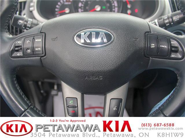 2016 Kia Sportage EX (Stk: 19138-1) in Petawawa - Image 13 of 20