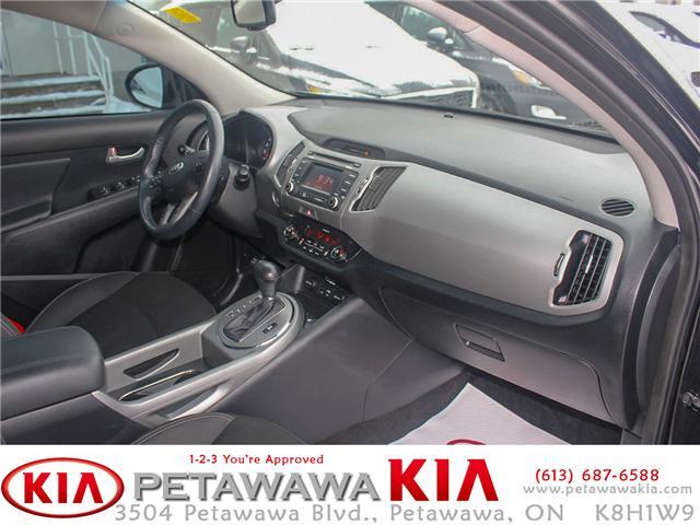 2016 Kia Sportage EX (Stk: 19138-1) in Petawawa - Image 11 of 20