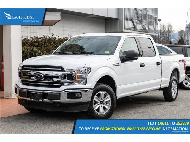 2018 Ford F-150 XLT (Stk: 189493) in Coquitlam - Image 1 of 16