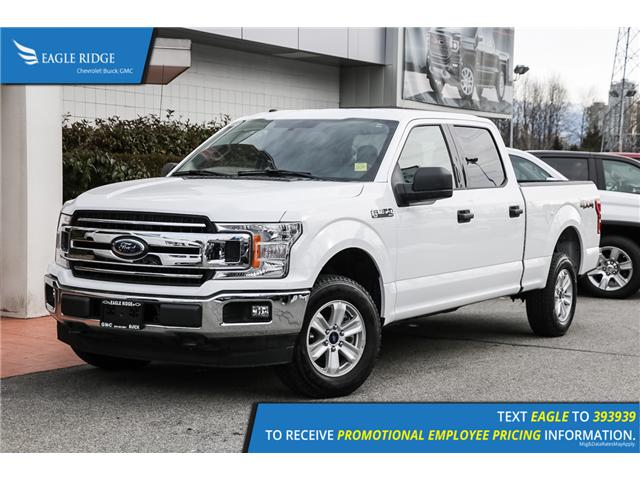 2018 Ford F-150 XLT (Stk: 189489) in Coquitlam - Image 1 of 16