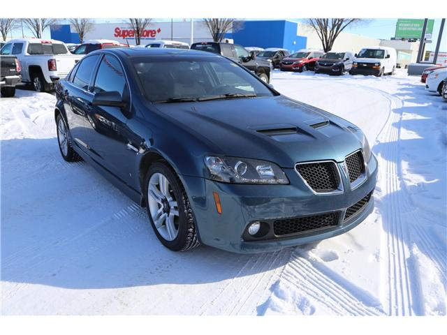 2009 Pontiac G8 Base (Stk: 114777) in Medicine Hat - Image 1 of 23