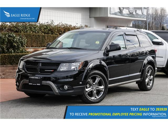 2015 Dodge Journey Crossroad (Stk: 158278) in Coquitlam - Image 1 of 18