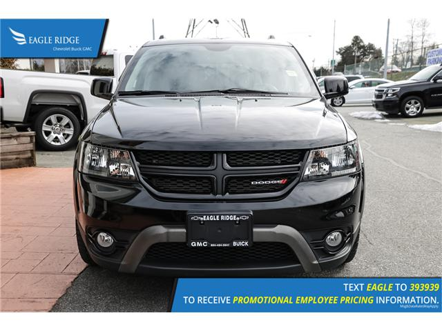 2015 Dodge Journey Crossroad (Stk: 158278) in Coquitlam - Image 2 of 18