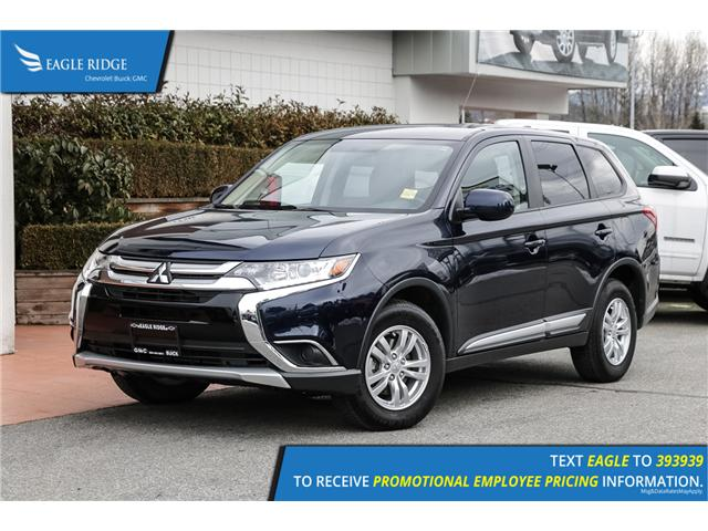 2018 Mitsubishi Outlander ES (Stk: 189354) in Coquitlam - Image 1 of 16