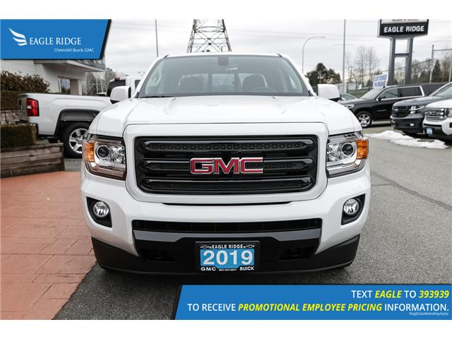2019 GMC Canyon All Terrain w/Cloth (Stk: 98023A) in Coquitlam - Image 2 of 17