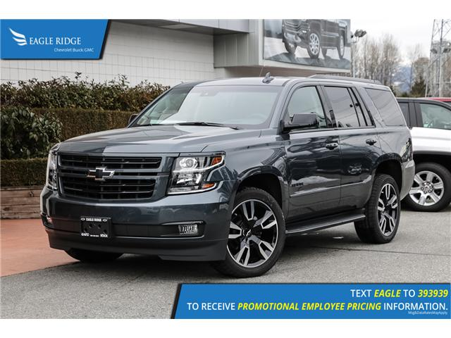 2019 Chevrolet Tahoe Premier (Stk: 97606A) in Coquitlam - Image 1 of 21