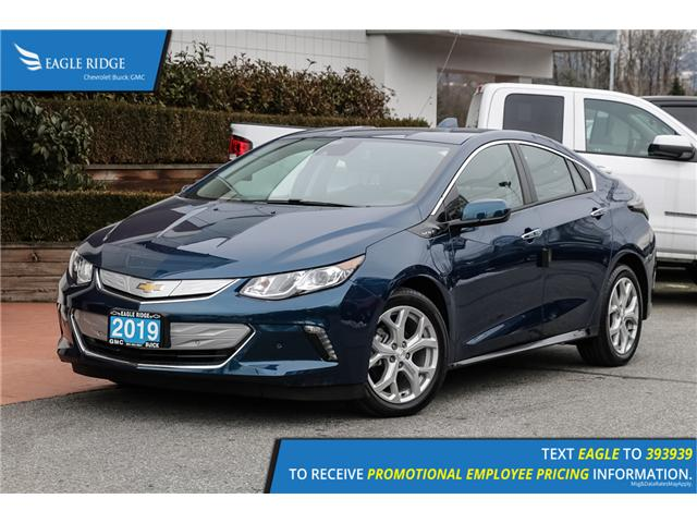 2019 Chevrolet Volt Premier (Stk: 91220A) in Coquitlam - Image 1 of 17