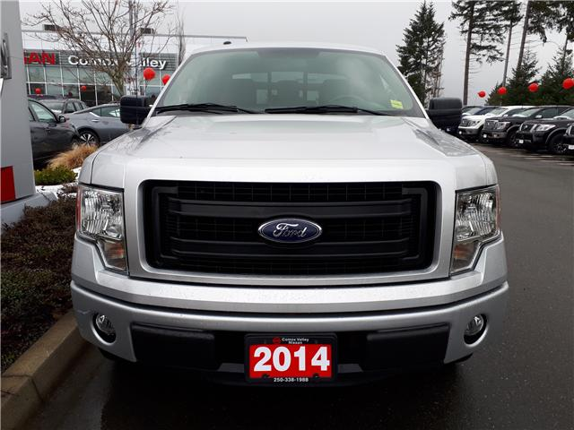 2014 Ford F-150 STX (Stk: 8Q9100A) in Courtenay - Image 2 of 9