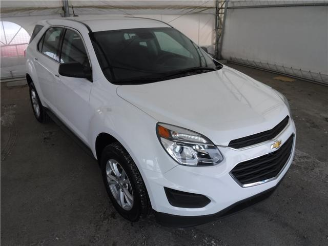 2017 Chevrolet Equinox LS (Stk: S1636) in Calgary - Image 3 of 25
