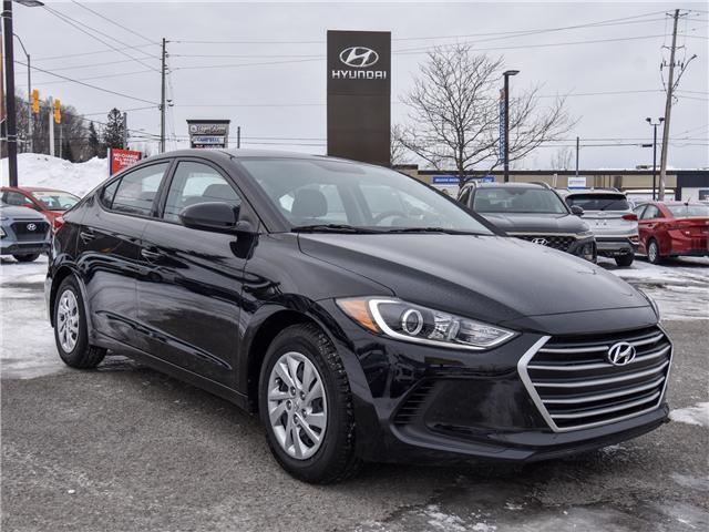 2018 Hyundai Elantra L (Stk: R85719) in Ottawa - Image 1 of 11