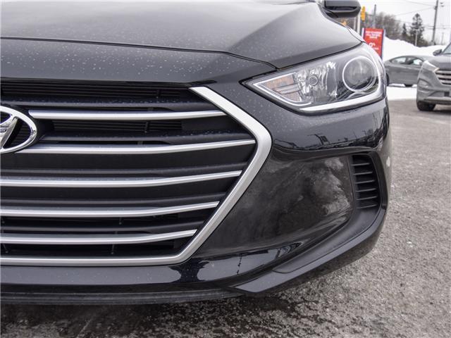 2018 Hyundai Elantra L (Stk: R85719) in Ottawa - Image 3 of 11