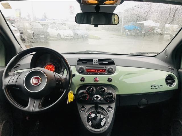 2014 Fiat 500 Sport (Stk: LF008750BA) in Surrey - Image 14 of 29