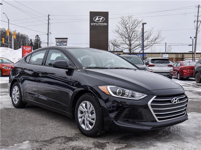 2018 Hyundai Elantra L (Stk: R86400) in Ottawa - Image 1 of 11