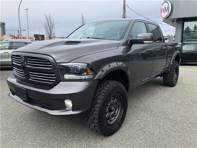 2015 RAM 1500 Sport (Stk: 15-672465) in Abbotsford - Image 3 of 17