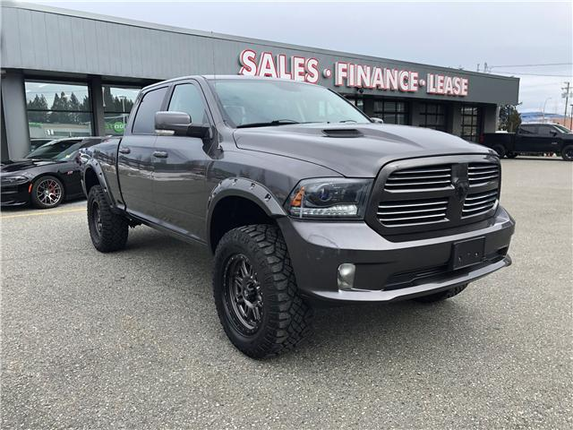 2015 RAM 1500 Sport (Stk: 15-672465) in Abbotsford - Image 1 of 17