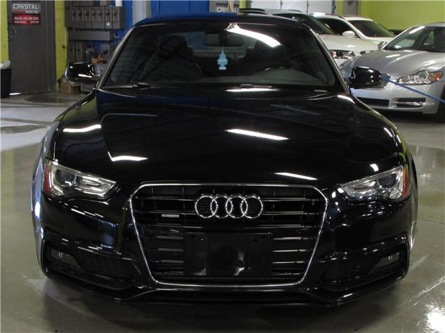 2015 Audi A5 2.0T Komfort (Stk: C5546) in North York - Image 2 of 19