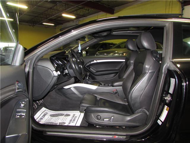 2015 Audi A5 2.0T Komfort (Stk: C5546) in North York - Image 12 of 19