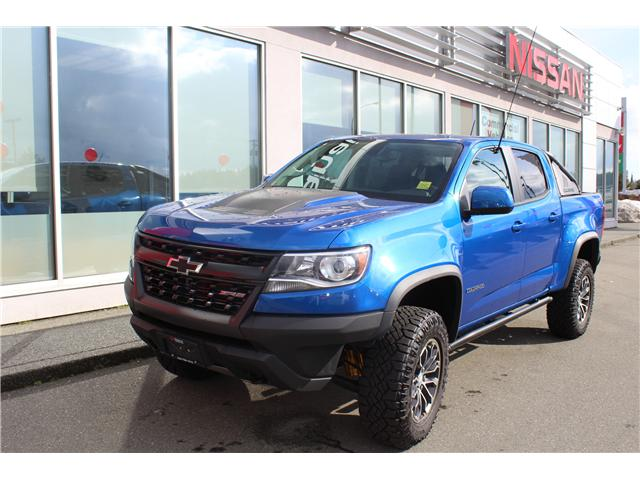 2019 Chevrolet Colorado ZR2 (Stk: P0115) in Nanaimo - Image 1 of 9