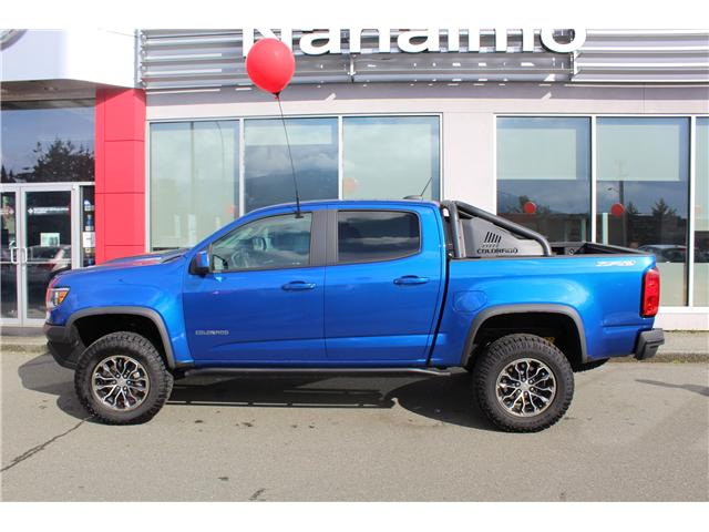 2019 Chevrolet Colorado ZR2 (Stk: P0115) in Nanaimo - Image 2 of 9