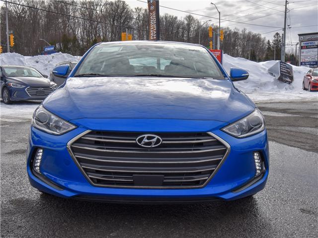 2018 Hyundai Elantra GLS (Stk: R86424) in Ottawa - Image 2 of 11