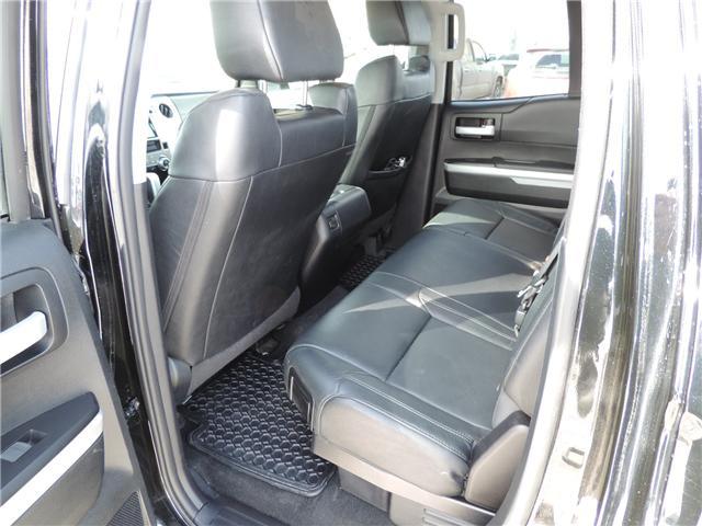 2017 Toyota Tundra Limited 5.7L V8 (Stk: 191551) in Brandon - Image 8 of 22