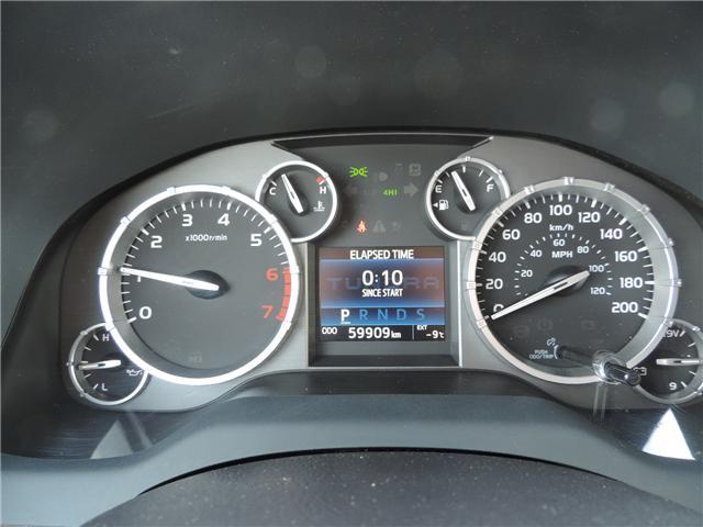 2017 Toyota Tundra Limited 5.7L V8 (Stk: 191551) in Brandon - Image 13 of 22