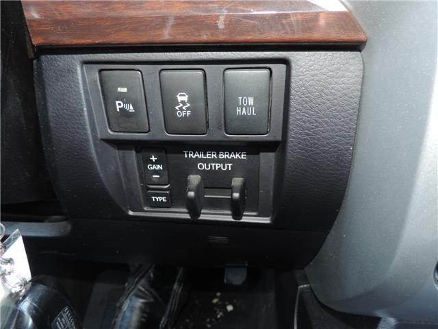 2017 Toyota Tundra Limited 5.7L V8 (Stk: 191551) in Brandon - Image 16 of 22